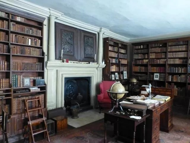 inside canons ashby