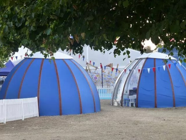 pods at countryfile live