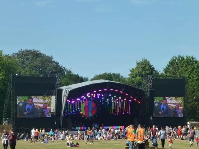 summer stage at cbbc
