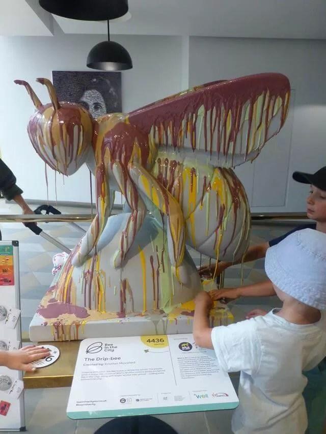 the drip bee