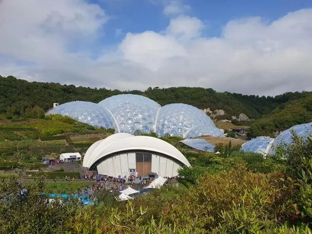 eden project and theater