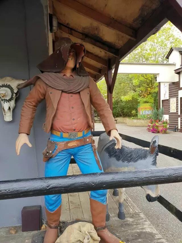 rio brave cowboy model