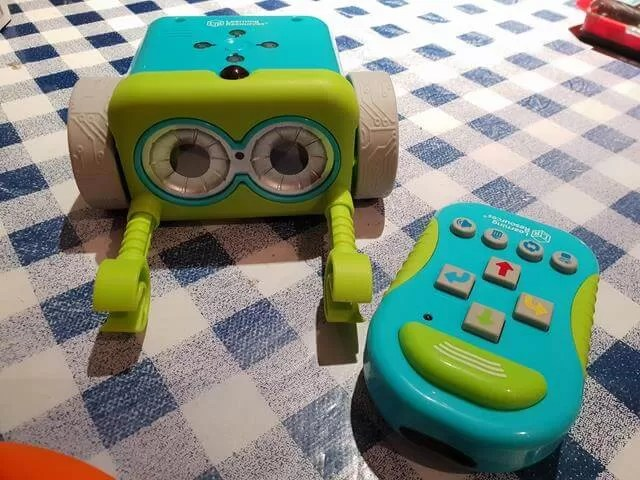 Botley robot and remote