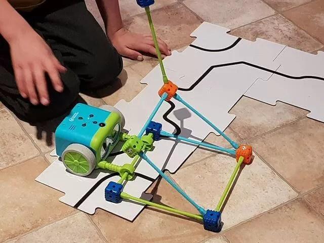 Botley robot creation