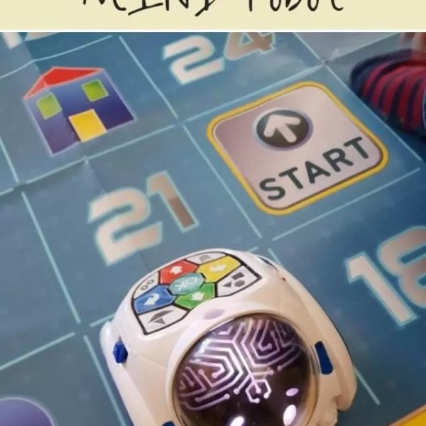 Mind Designer robot from Clementoni review