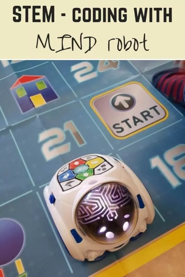 Learning coding with MIND - Bubbablue and me