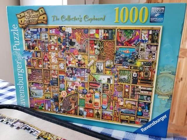 collectors cupboard puzzle