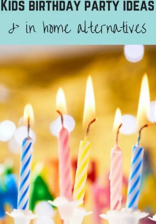 Kids birthday party ideas - Bubbablue and me