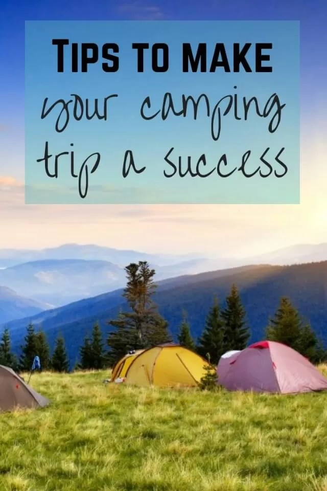 Super camping tips and tricks