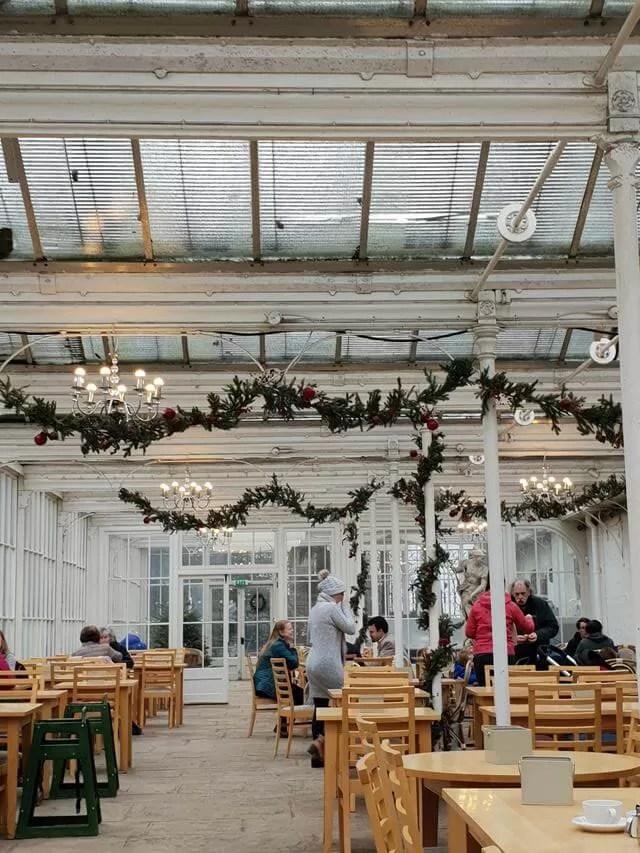 orangery restaurant inside
