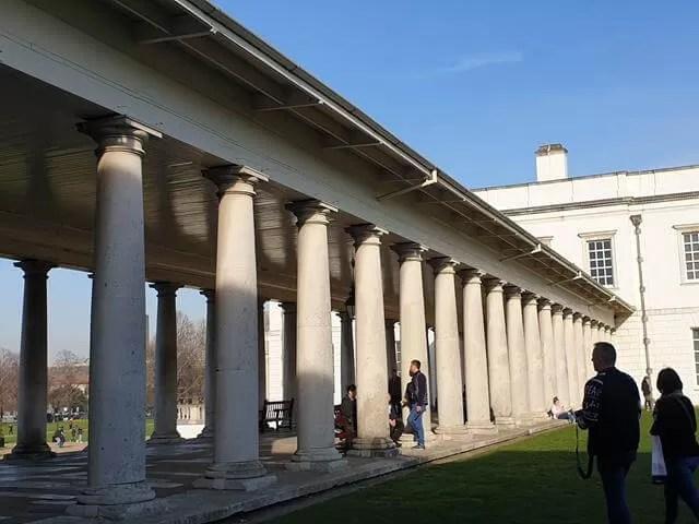 pillars national maritime museum