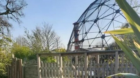 wicksteed park - Bubbablue and me