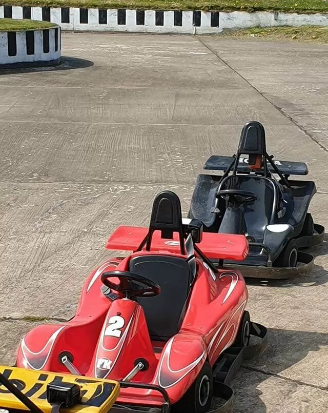 go karts at whitby