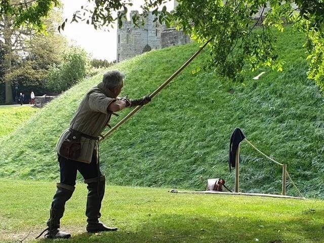 warwick castle bowman