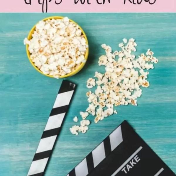 The joys of cinema trips with kids