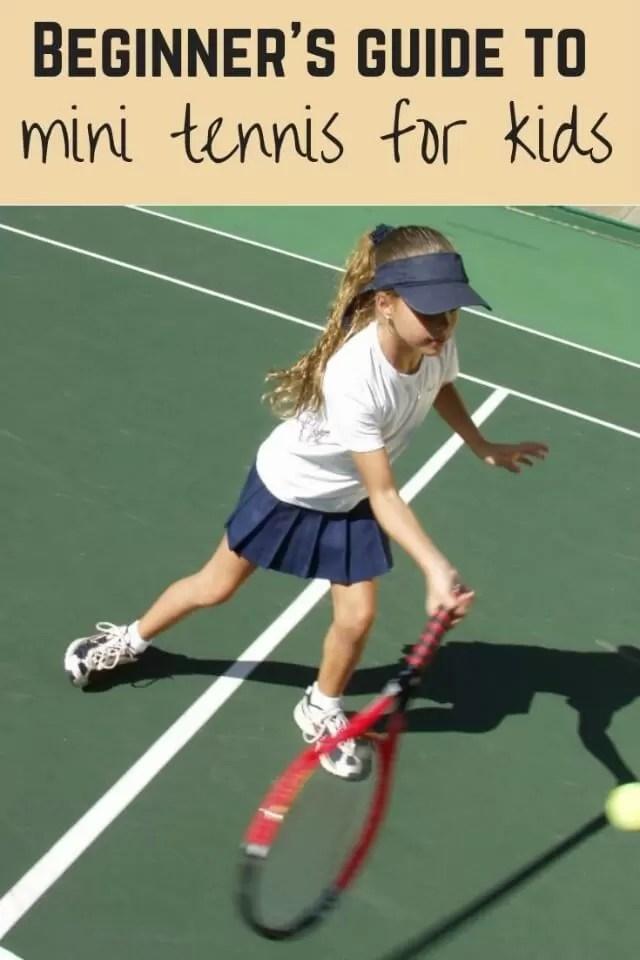 mini tennis guide