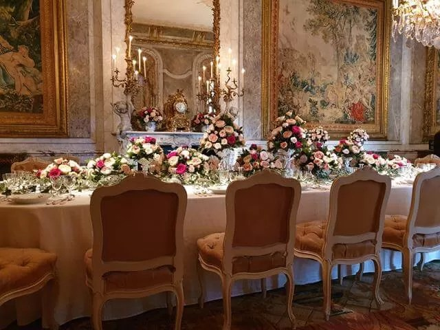 waddesdon dining hall