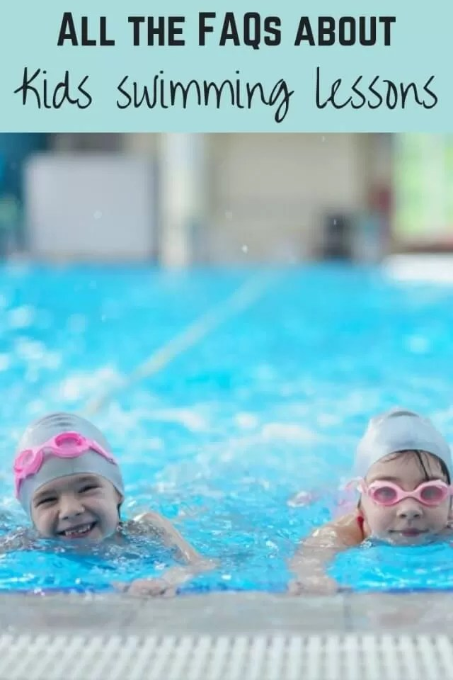 swimming lesson questions