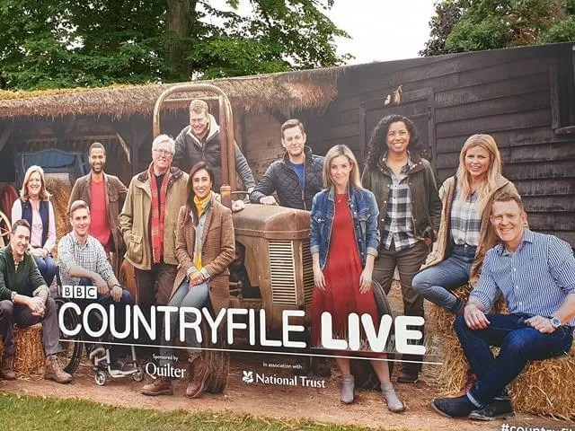 countryfile live entrance poster