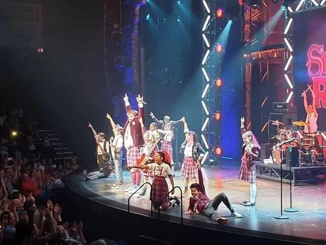 school of rock theatre show
