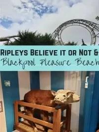 blackpool pleasure beach and ripleys