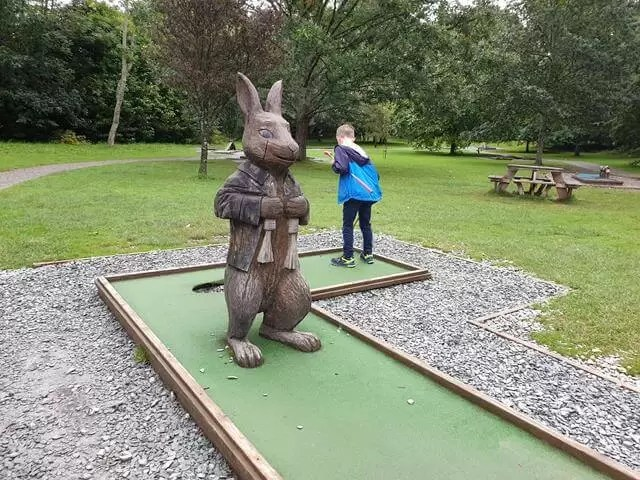 brockhole crazy golf