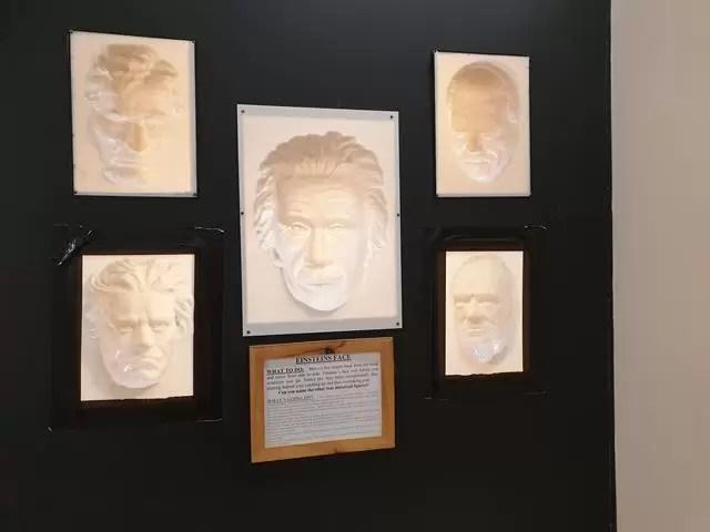 famous people masks