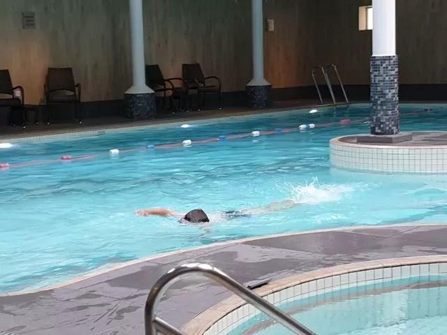 low wood bay swimming pool
