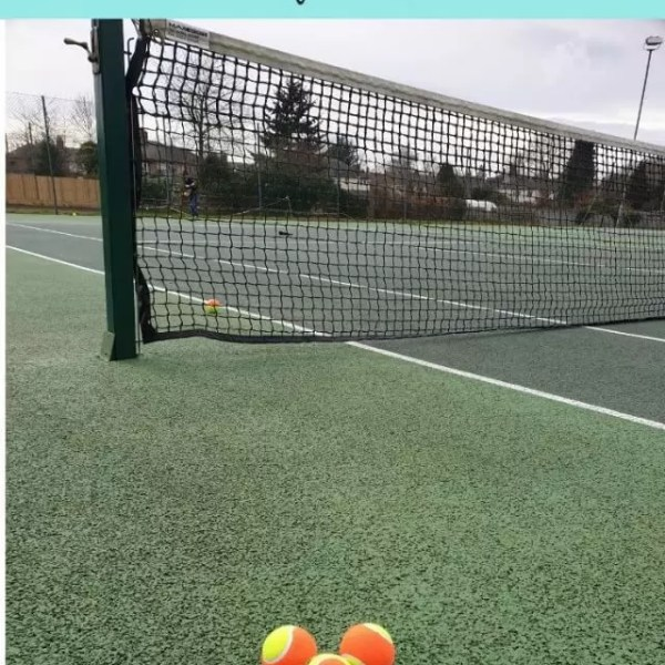 First mini orange tennis matchplay win