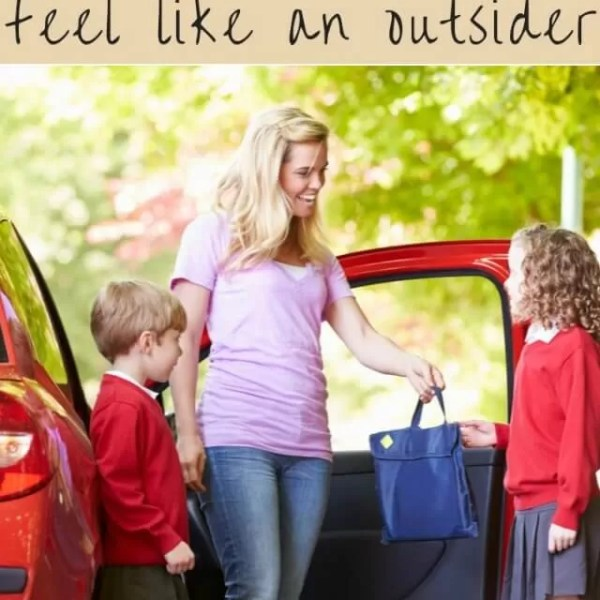 How to love the school run and not feel like an outsider