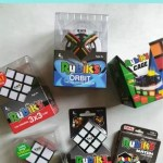 Reminiscing childhood toys and Rubik's puzzles for Christmas gifts