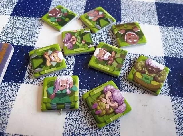 elderly passenger tiles