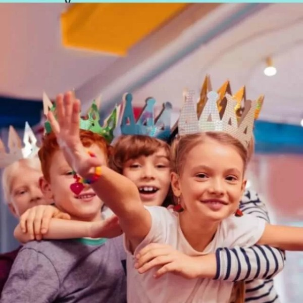 Fun children's party games for birthday parties at home