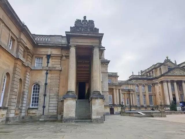 blenheim palace buildings