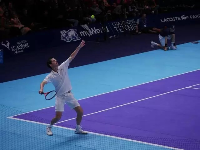 tim henman serve