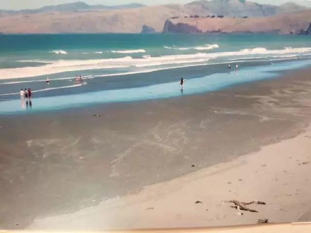 christchurch beach