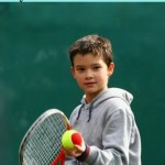 Get children playing tennis – discover the basics and journey