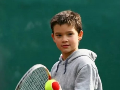 information on kids tennis