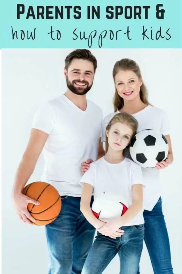 parents in sport workshop and tips