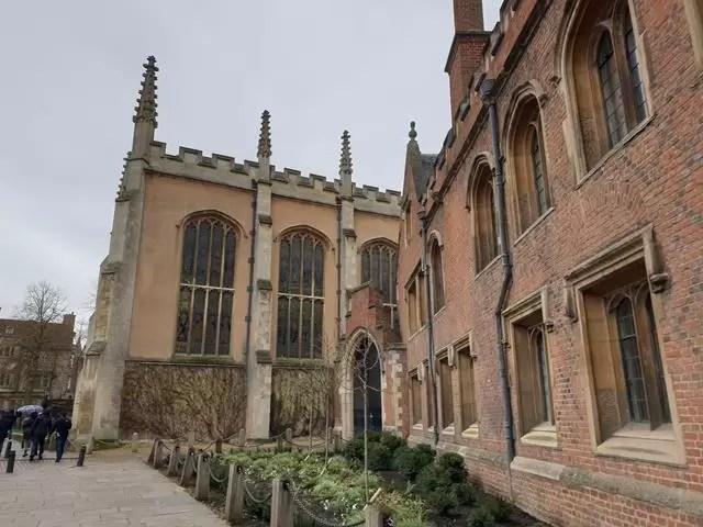 Cambridge College Building