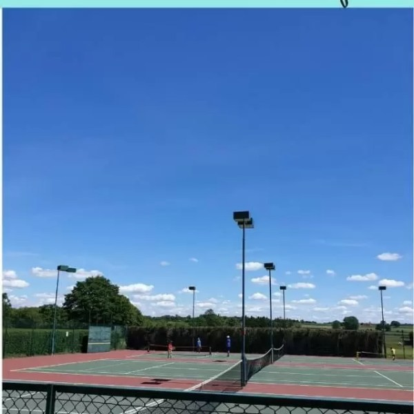 Invitation to summer county tennis training