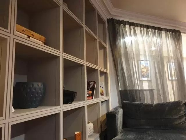 lounge shelves in the belfry cambridge