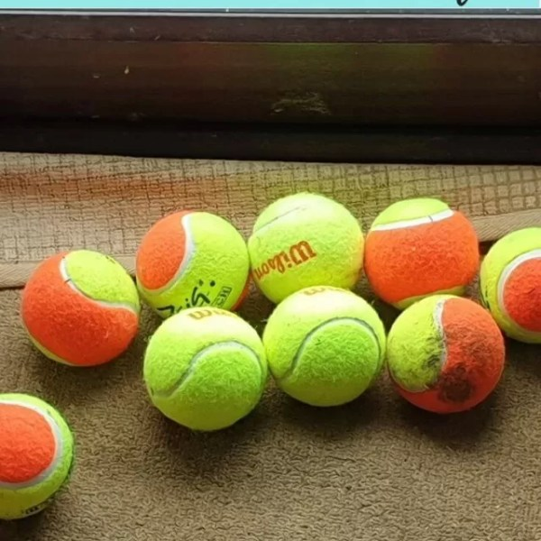 First county tennis training session