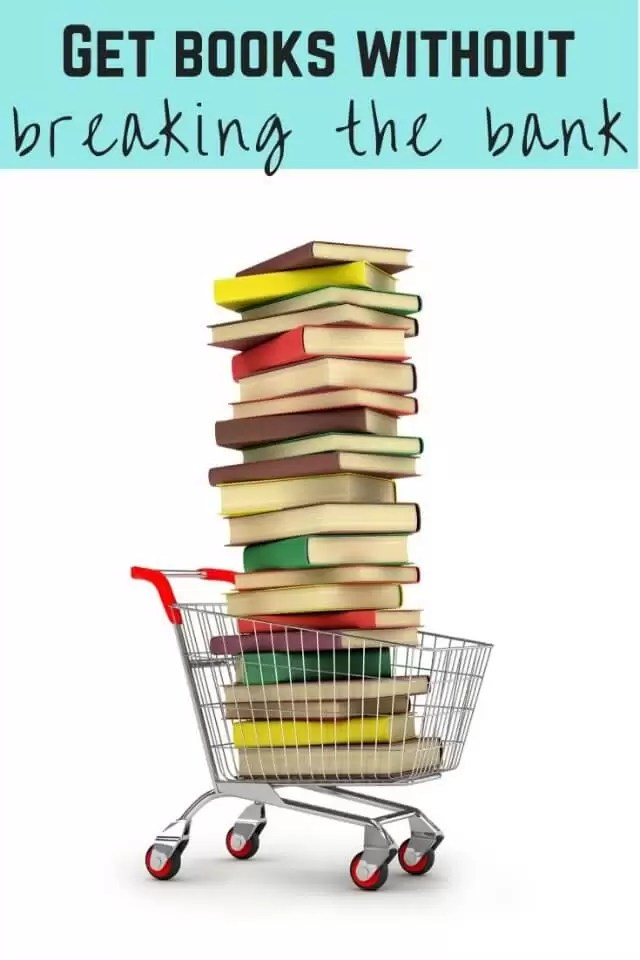how to get books cheaper