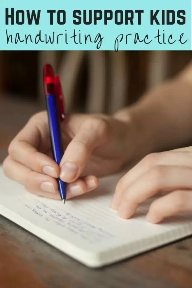 pen licence handwriting