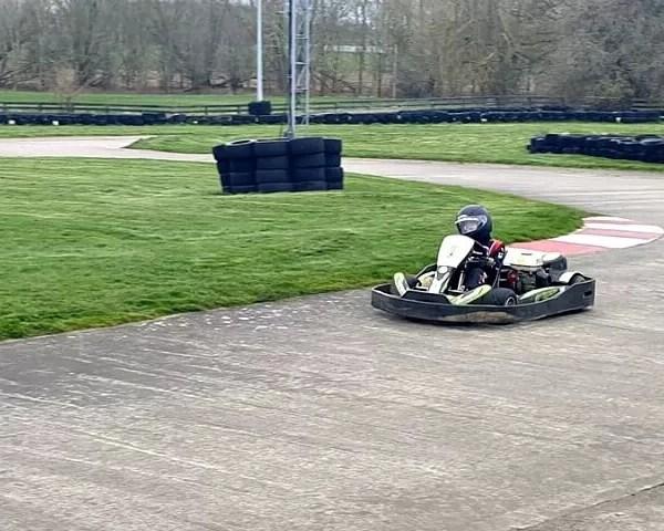 Project 52 2020 week 10 – karting