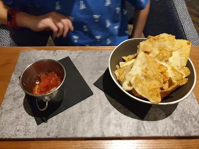kids nachoes