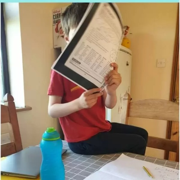 How home schooling works for us – indoors and out