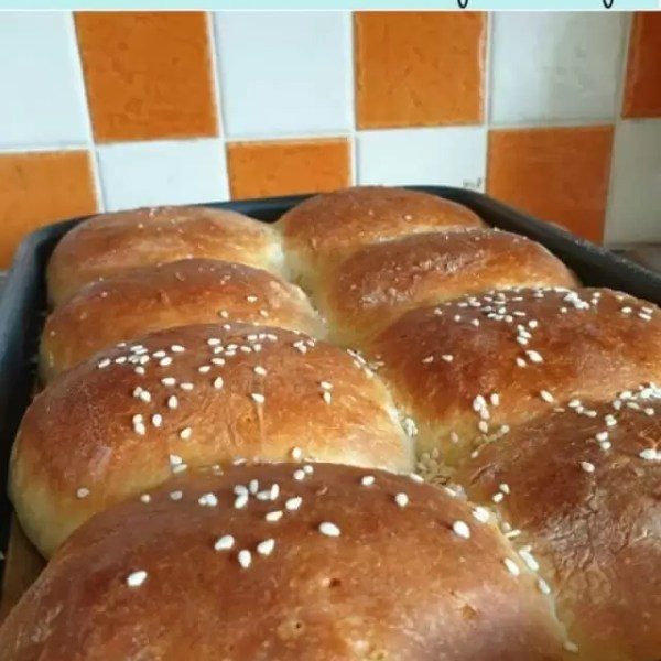 First time baking bread (failsafe version)