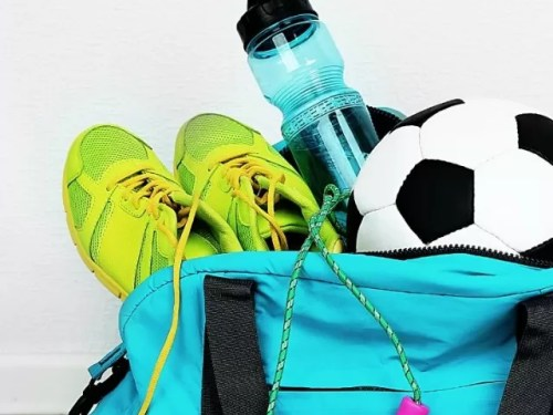 how to be an organised sports mum